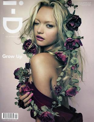 Gemma Ward in i-D Magazine - September 2007