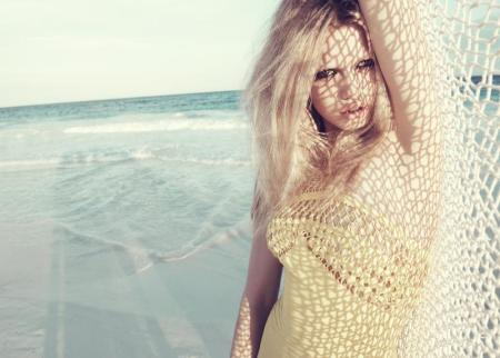 Hailey Clauson for Vogue Espana - Como Brigitte - May 2012