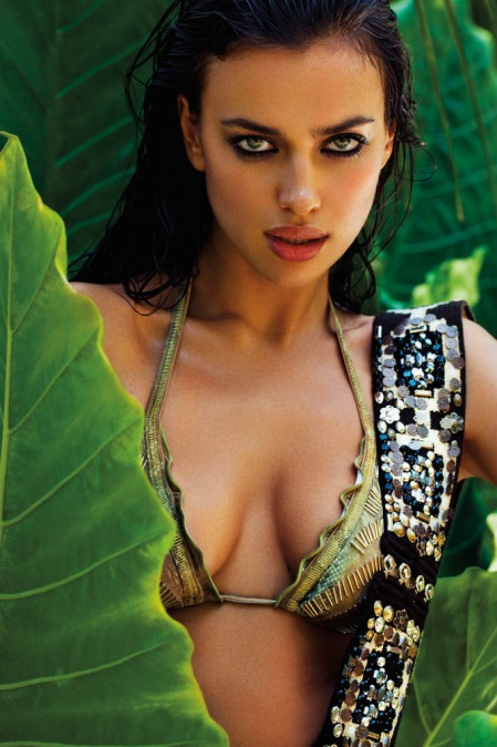 Irina Shayk for Agua Bendita 2013 Collection Full-008