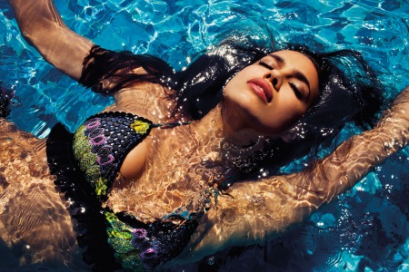 Irina Shayk for Agua Bendita 2013 Collection Full-155
